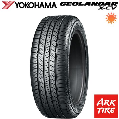 YOKOHAMA ヨコハマ ジオランダー X-CV(在庫限り) 235/55R19 105W XL 送料無料 タイヤ単品1本価格