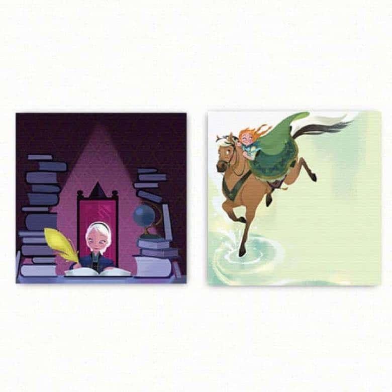 【アートデリ】アナと雪の女王のアートパネル  インテリア ディズニー ディズニー 雑貨