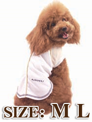 /ASHU クーリングノースリーブ shirt M, L size / dog クールシャツ cooling shirt / heat protection biz on/UV cut and for the summer T shirt 5P13oct13_b