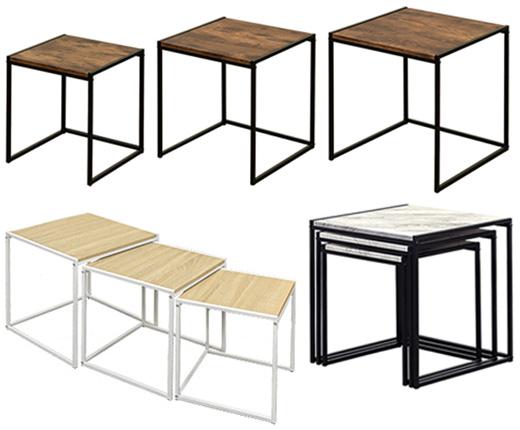 折りたたみ 木製 棚付 リビングテーブル ウォールナット レトロ 北欧 おしゃれ ウッド 90