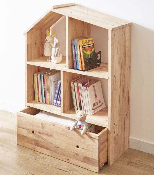 Delicieux [] Natural Wood Kids Table (small Nordic) Study Desk