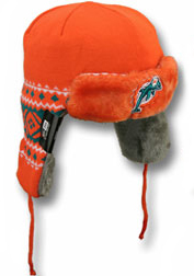 f40c2345f9443 NEW ERA MIAMI DOLPHINS new gills Miami Dolphins knit hat beanie trapper  [size men gap ...