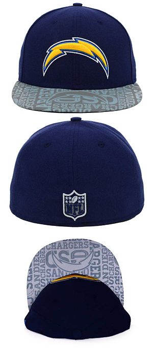 ... NEW ERA SAN DIEGO CHARGERS new gills San Diego Chargers 59FIFTY FITTED  CAP  the size c104597ce