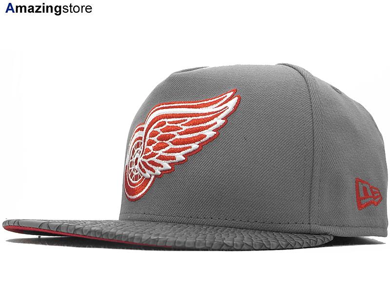 138d8699a NEW ERA new era DETROIT RED WINGS Detroit Red Wings Hat head gear new era  cap new era caps new era Cap newera Cap large size mens ladies