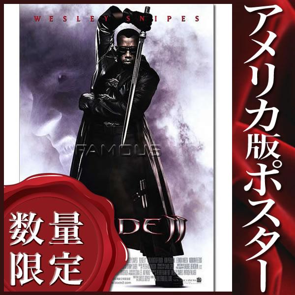 【映画ポスター】 ブレイド2 (ウェズリー・スナイプス) /REG-DS