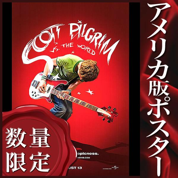 【映画ポスター】 スコットピルグリムVS.邪悪な元カレ軍団 (マイケルセラ) /REG-DS