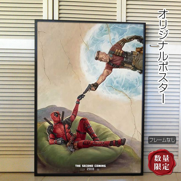 b6b0280525  映画ポスター  デッドプール2 Deadpool グッズ  マーベル アメコミ  インテリア アート おしゃれ