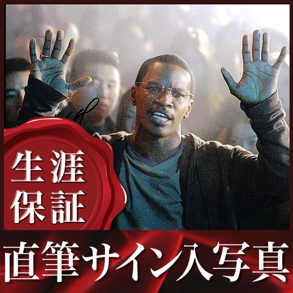 【直筆サイン入り写真】 ジェイミー・フォックス (コラテラル 映画グッズ)