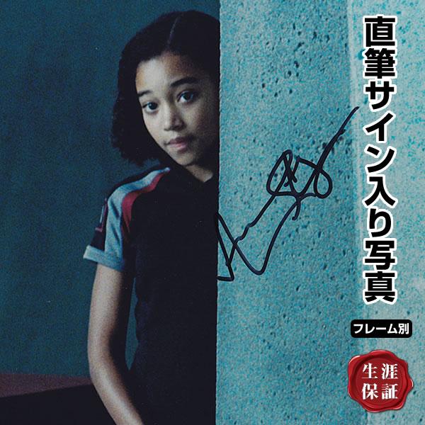 【直筆サイン入り写真】アマンダ・ステングラー (ハンガー・ゲーム 映画グッズ)