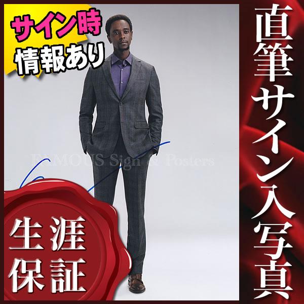 【直筆サイン入り写真】 ブラックリスト THE BLACKLIST エディ・ガテギ /映画 ドラマ ブロマイド オートグラフ /フレーム別