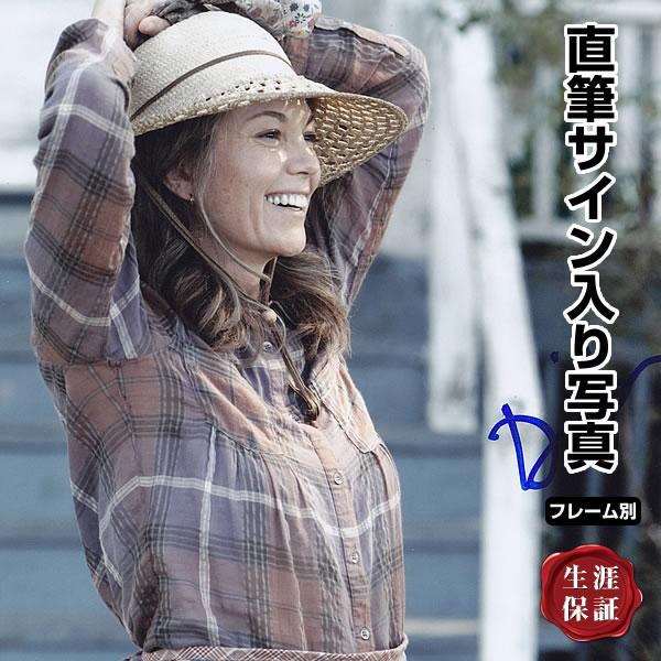 【直筆サイン入り写真】 ダイアンレイン (マンオブスティール 映画グッズ)