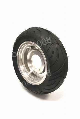 2727 モンキー ゴリラ 8インチ ホイール タイヤ 3.5J