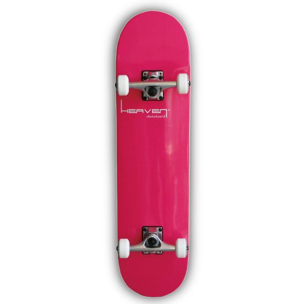 Vitamin 31×7.625 HEAVEN PERFECT SKATE COMPLETEカラー:フラミンゴピンク Flamingo Pink1番人気のハイスペックモデル 1番人気のサイズ 高品質 カナディアンメープル ヘブン スケボースケートボード コンプリート コンプリ