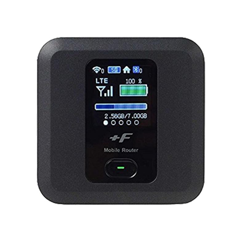 sim-free router +F FS030W WiFi pocket wifi docomo au softbank 4G 3G router  Wi-Fi Fuji Software