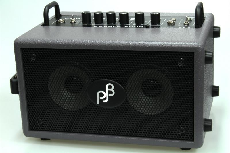 Phil Jones Bass Double Four D Gray【新品】【フィル・ジョーンズ】【アンプ】【コンボ】【ベース】