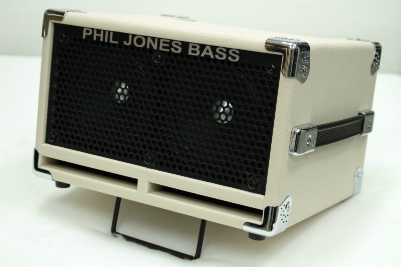 Phil Jones Bass BassCub2 White Tolex【新品】【フィル・ジョーンズ】【アンプ】【コンボ】【ベース】
