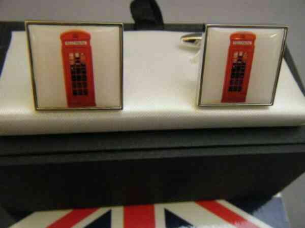 紳士用父の日Cufflinks カフリンクス カフス Tバー Cufflinks L152 メンズ 驚きの値段で 紳士 送料無料 激安 お買い得 キ゛フト テレホンボックス 英国製