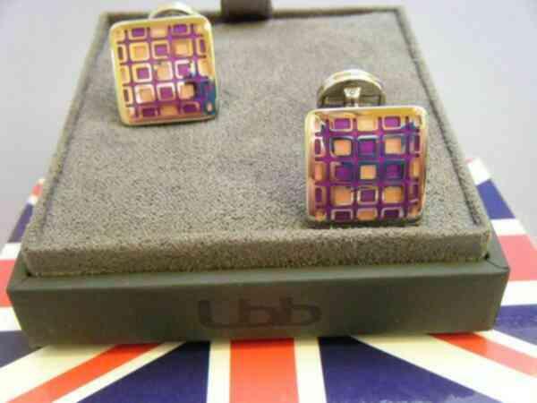 カフス カフリンクス Cufflinks メンズ 紳士 英国製 LondonBadge&Button ロンドンバッジ&ボタン社 153B L216