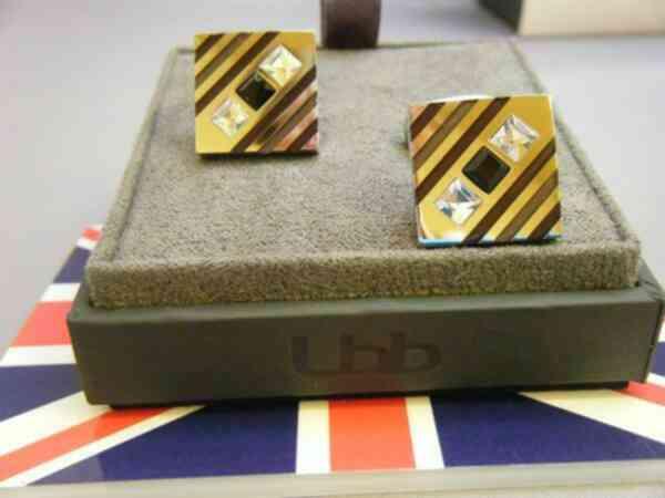 カフス カフリンクス Cufflinks メンズ 紳士 英国製 LondonBadge&Button ロンドンバッジ&ボタン社 178D L222