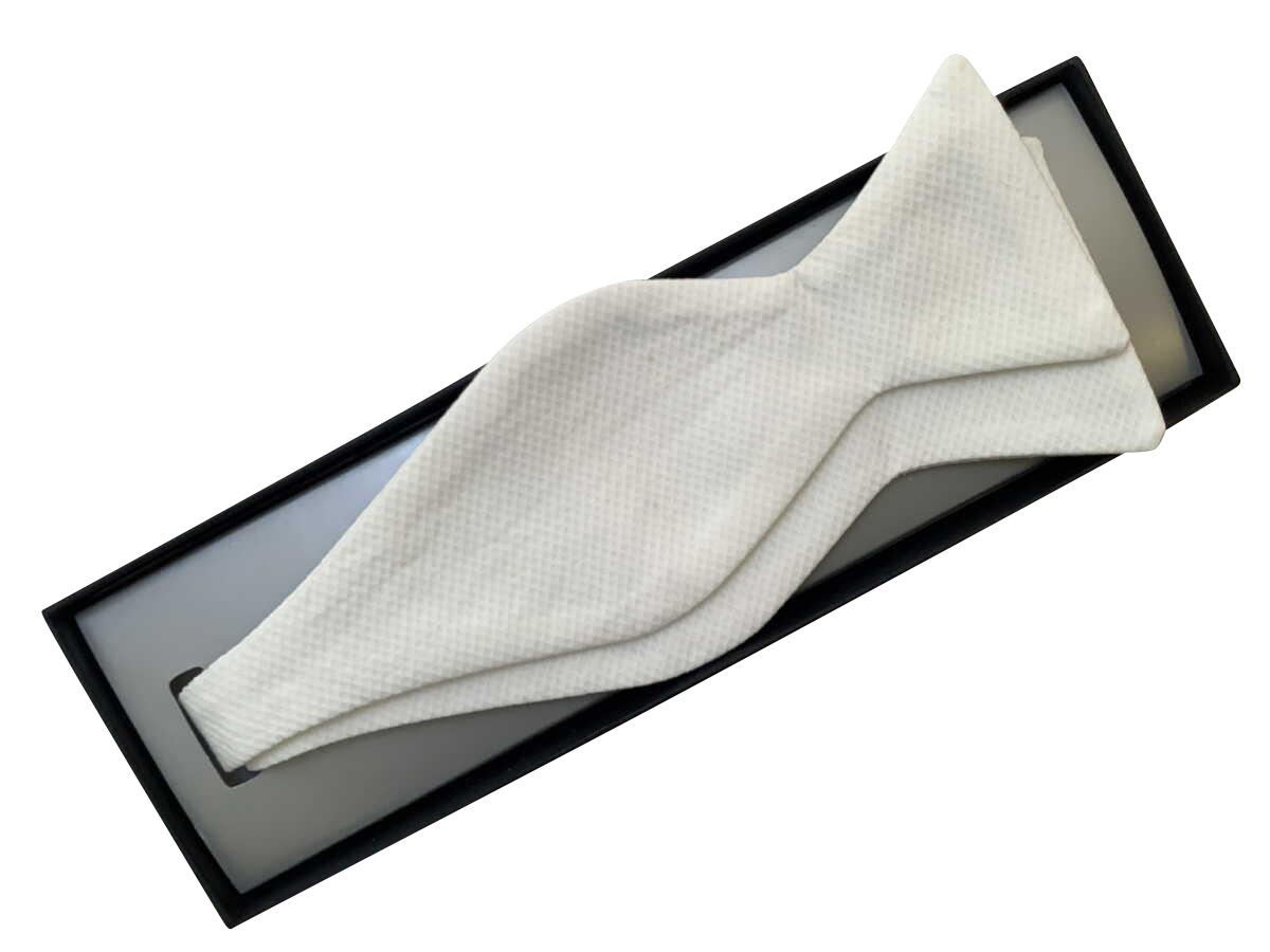 紳士用 父の日 E.T.C. 蝶ネクタイ ボウタイ Silk セルフボー ボータイ メンズ Michelsons ロンドン of 当店は最高な サービスを提供します 紳士 価格 London マーセラセルフボ 英国 ーE005 マイケルソン