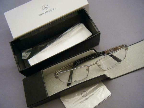 メガネフレーム メンズ 紳士 メルセデスベンツとローデンストック Mercedes-BenZ E267