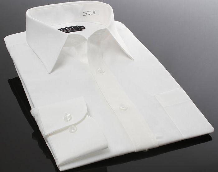 白シャツはいつも真っ白を身に付けたいから メンズシャツ 長袖 レギュラー セットアップ 制服 ネクタイ専門店父の日 ギフト プレゼント 白ワイシャツ 評判 バレンタイン SSゆうぱけ送料無料■シャツ 父の日 ユニフォーム レギュラー襟新社会人
