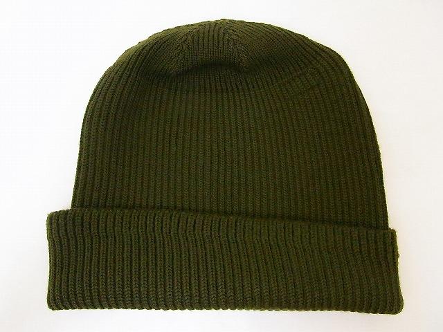 Buzz Rickson's [due] caps mechanic Cap-4 MECHANIC CAP BR02241 (OLIVE)