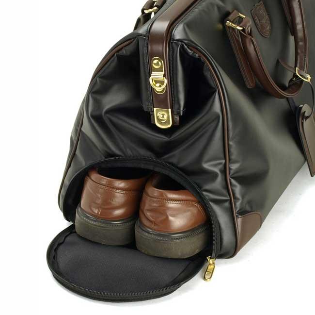送料無料 BLAZER CLUB ダレス型 ボストンバッグ シューズ入れ付き旅行かばん 旅行 出張 45cm 日本 豊岡製 メンズ 紳士用 男性用 かばん カバン 鞄 10410