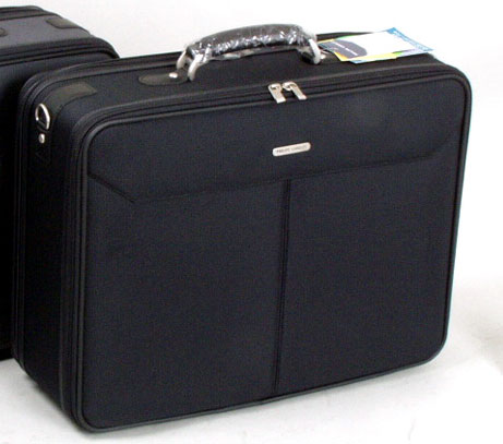 送料無料 PHILIPE LANGLET ソフトアタッシュケース メンズ ビジネスバッグ 通勤 出張 衣類固定ベルト付 45cm 日本 豊岡製 紳士用 男性用 かばん カバン 鞄 21138