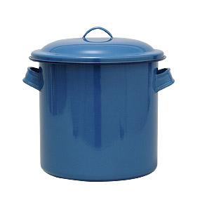 野田琺瑯 ホーロータンク 33cm ホーロー蓋のホーローポット 漬物容器 漬け物容器 おしゃれで便利なキッチンツール キッチン用品
