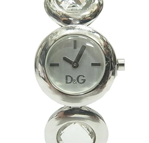 D&G ドルチェ&ガッパーナ レディース 腕時計DOLCE&GABBANA 時計 ウォッチ【質屋出店】【中古】