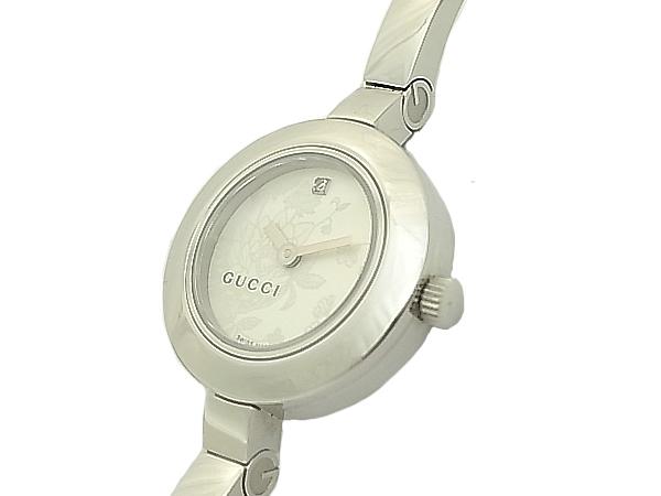 グッチ レディース 腕時計 クォーツ GUCCI 105 【中古】【送料無料】