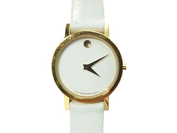 :モバード レディース 腕時計 MOVADO【中古】