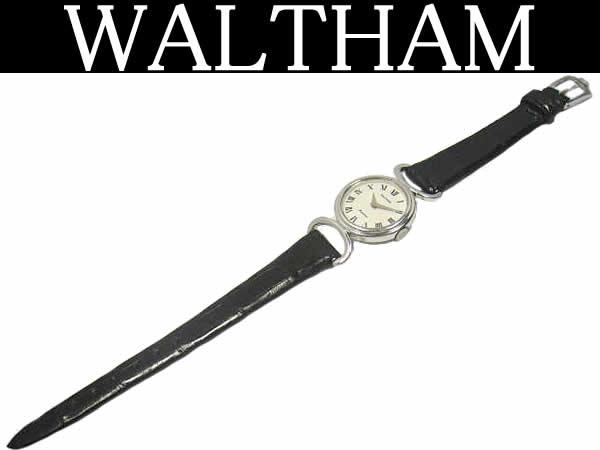 ウォルサム マキシム レディース 腕時計 クォーツ WALTHAM ウォッチ/時計 【質屋出店】【中古】