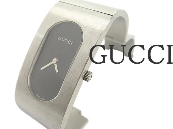 :グッチ 2400L レディース 腕時計 UCCI 時計 バングル ウォッチ 時計【中古】