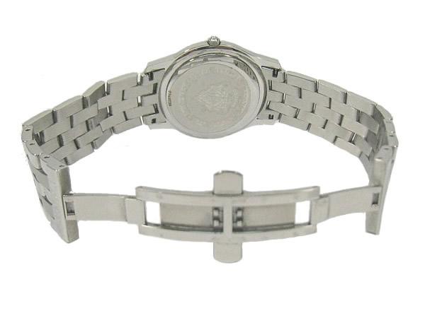 男子的古奇5500M手表GUCCI表石英晶体钟
