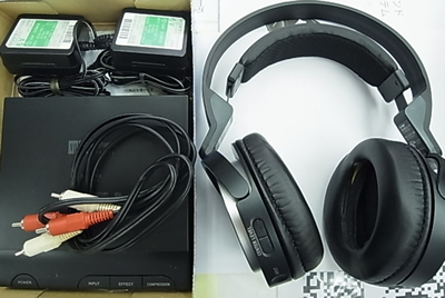ソニー ヘッドホン MDR-DS7100 【中古】