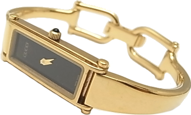 グッチ レディース 腕時計 1500R GUCCI ウォッチ 時計 【中古】