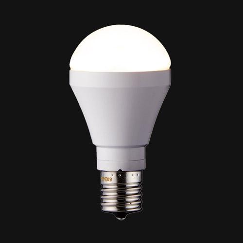 【残りわずか】 E17/40W相当小形LED電球×4個 ※照明とのセット販売のみ ※電球のみご注文頂くことはできません, 米子市:091b7d7e --- hortafacil.dominiotemporario.com