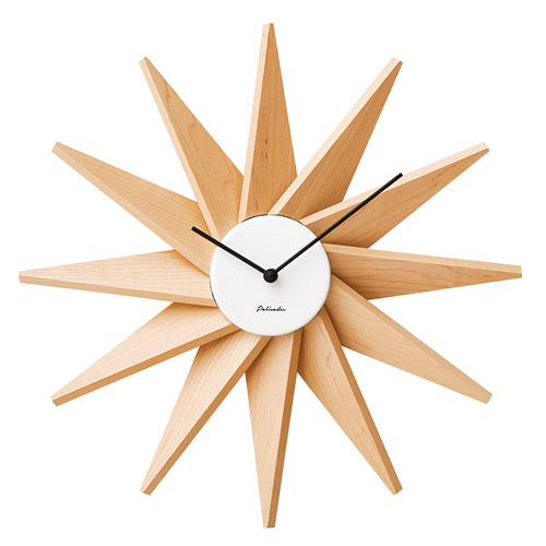 FERMAT WALL CLOCK WHITE (フェルマー ウォール クロック ホワイト) CL-3023WH 【送料無料】  【IF】