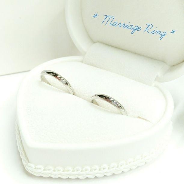 刻印5文字ずつ無料 世界にひとつの結婚指輪 マリッジリング ペアリング 結婚指輪 ステンレス シンプル 刻印 レディース メンズ セット 付き 通常便なら送料無料 ハート 純白 ケース カップル 2個 今だけ限定15%OFFクーポン発行中 ブライダル 2本セット価格