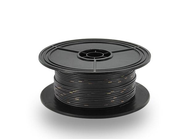 住友電装 AVS0.75f スプール100m巻き 黒色/AVS075f-100-BK