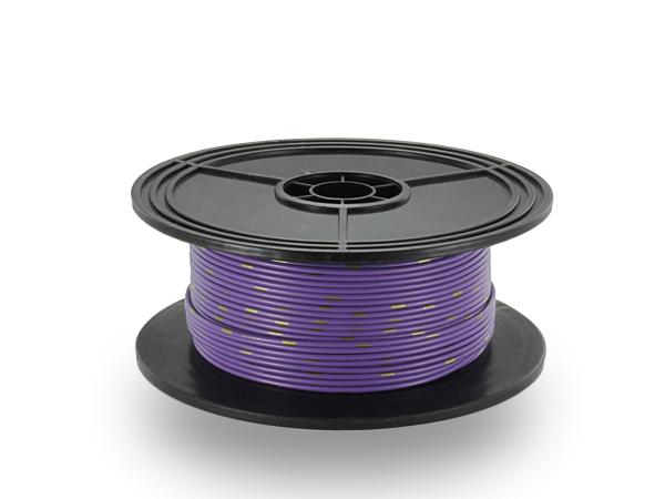 住友電装 AVS0.75f スプール100m巻き 紫色/AVS075f-100-VI