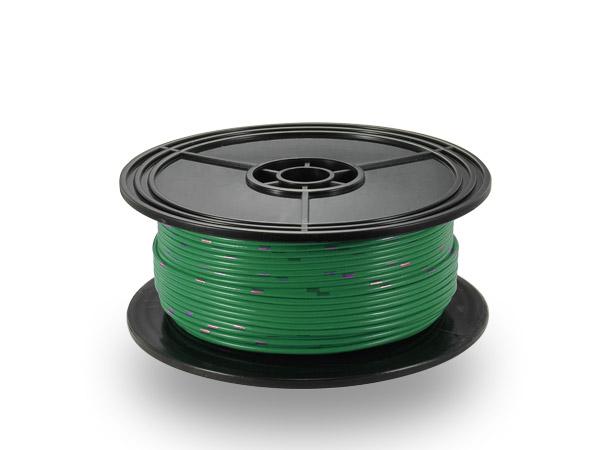 住友電装 AVS1.25f スプール100m巻き 緑色/AVS125f-100-GRE