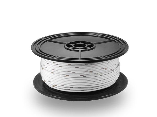 住友電装 AVS1.25f スプール100m巻き 白色/AVS125f-100-WH