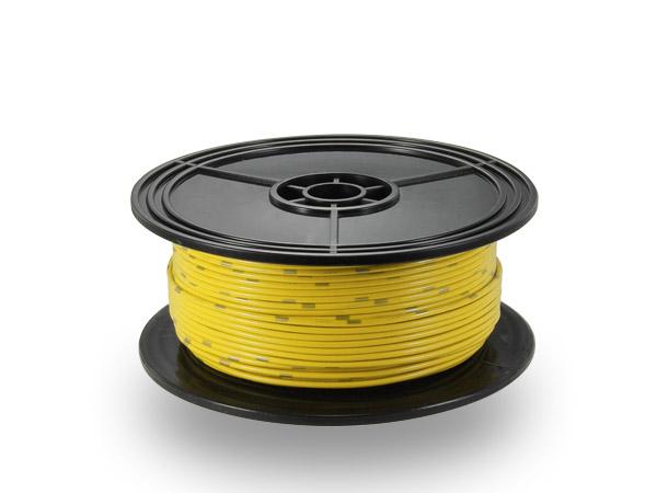住友電装 AVS1.25f スプール100m巻き 黄色/AVS125f-100-YE