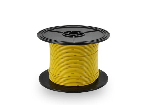 住友電装 AVS2.0f 100mスプール巻き 黄色(CPAVS)/AVS20f-100-YE