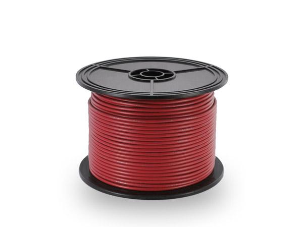 住友電装 AVS3.0 スプール100m巻き 赤色/AVS30-100-RD