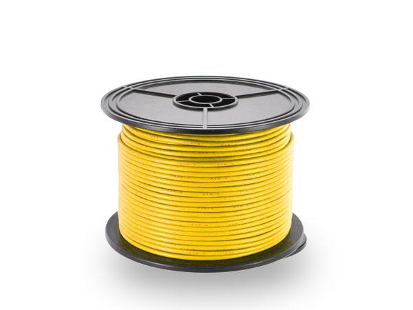 住友電装 AVS3.0 スプール100m巻き 黄色/AVS30-100-YE