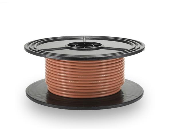 住友電装 AVS3.0 30mスプール巻き 茶色/AVS30-30-BR